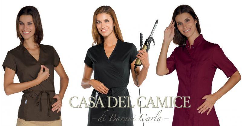 offerta uniformi per settore estetico a Piacenza - occasione abbigliamento estetista a Piacenza