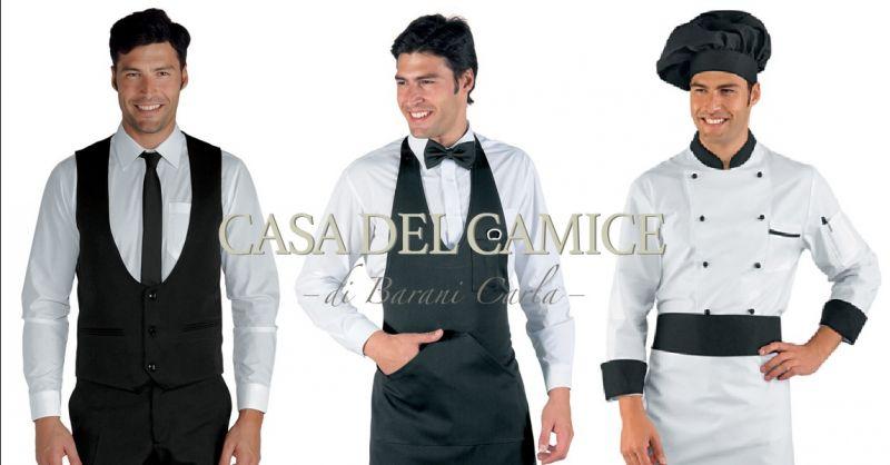 offerta abbigliamento professionale per ristorazione - occasione divise uomo per ristorazione