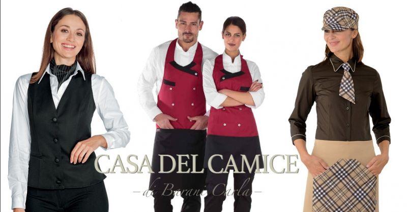 offerta divise per ristorazione da donna - occasione indumenti donna per ristorazione Piacenza