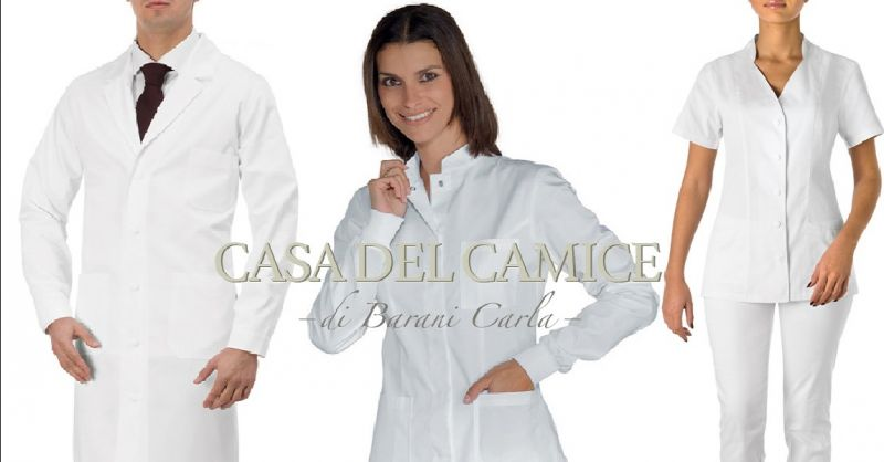 offerta indumenti da uomo per la sanita - abbigliamento professionale per la sanita a Piacenza