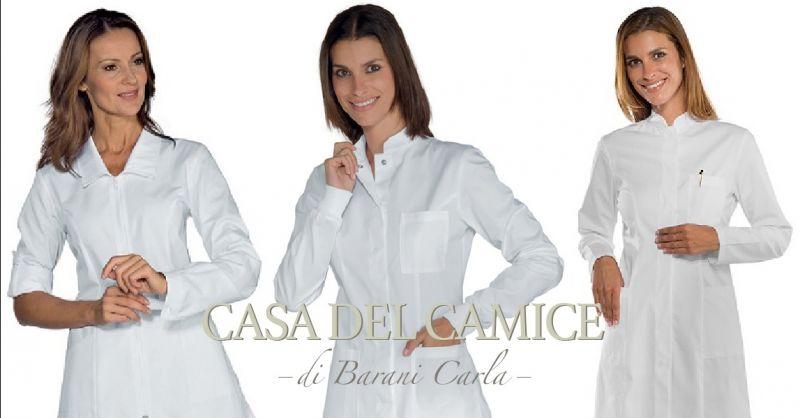offerta abbigliamento professionale sanita donna - occasione camici sanitari da donna Piacenza
