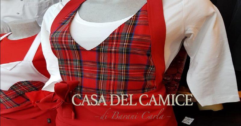 CASA DEL CAMICE offerta divise da lavoro natalizie - occasione abiti da lavoro a Piacenza