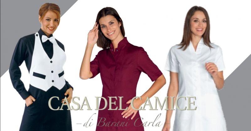 CASA DEL CAMICE - offerta fornitura abbigliamento professionale donna Piacenza
