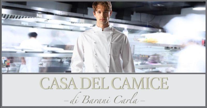 CASA DEL CAMICE - offerta fornitura abbigliamento professionale per la ristorazione Piacenza