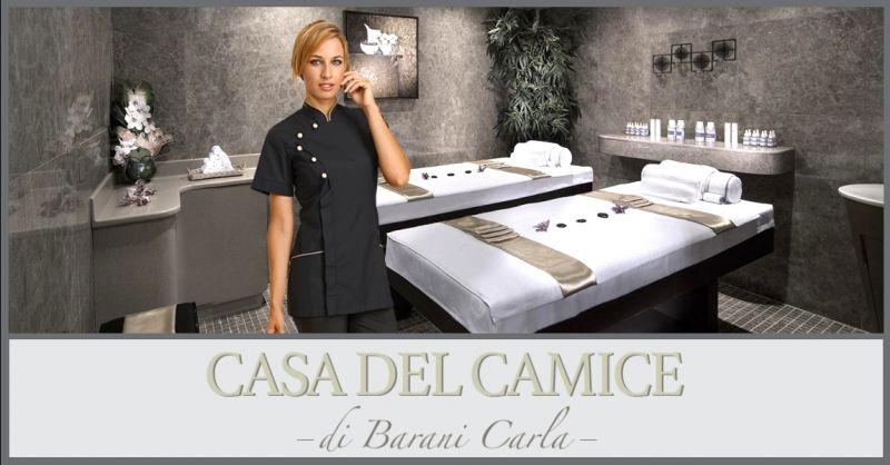 CASA DEL CAMICE - offerta acquisto divise per centri estetici Piacenza