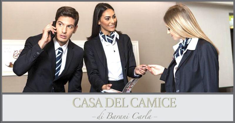 offerta fornitura di abbigliamento alberghiero - occasione vendita uniformi per hotel Piacenza