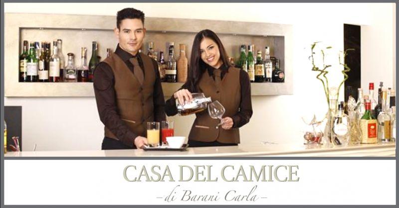 CASA DEL CAMICE - offerta vendita abbigliamento da lavoro per bar Piacenza