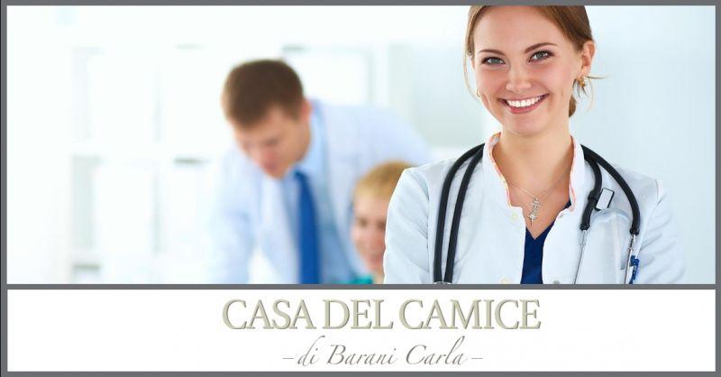 CASA DEL CAMICE - offerta fornitura abbigliamento professionale per settore sanitario Piacenza