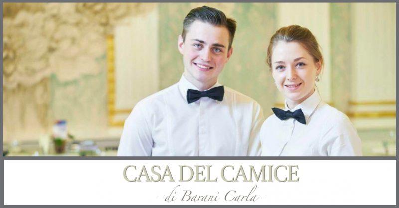 offerta vendita accessori per abbigliamento professionale di vari settori Piacenza
