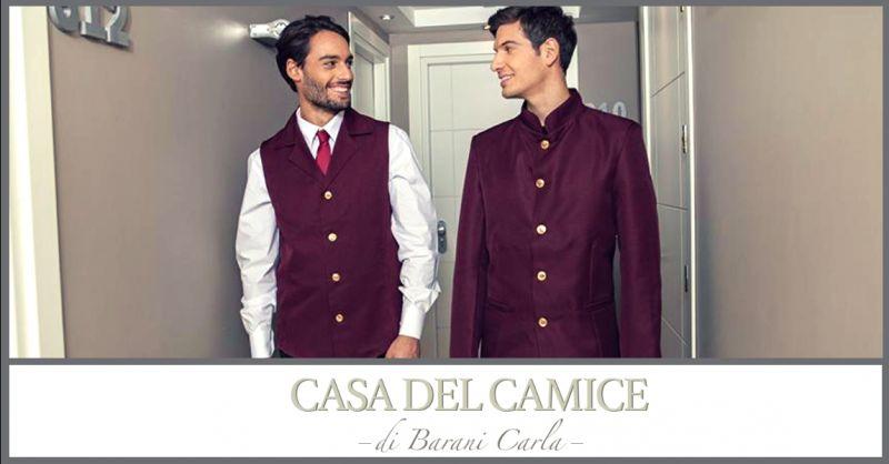 CASA DEL CAMICE - offerta acquisto divise professionali per facchinaggio hotel Piacenza