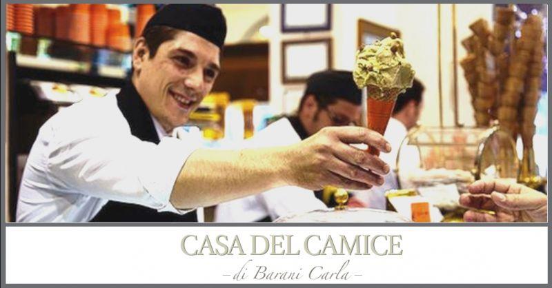 CASA DEL CAMICE - offerta vendita divise personalizzate per gelateria Piacenza