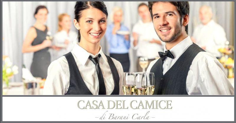 CASA DEL CAMICE - offerta acquisto abbigliamento di qualità per camerieri Piacenza