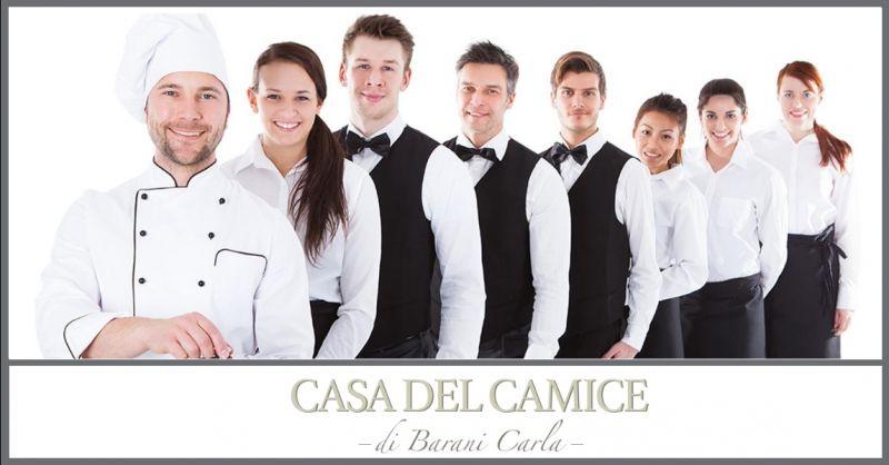 CASA DEL CAMICE - offerta vendita divise per le scuole alberghiere Piacenza