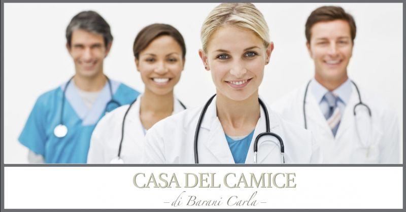 CASA DEL CAMICE - offerta vendita abbigliamento per personale ospedaliero Piacenza
