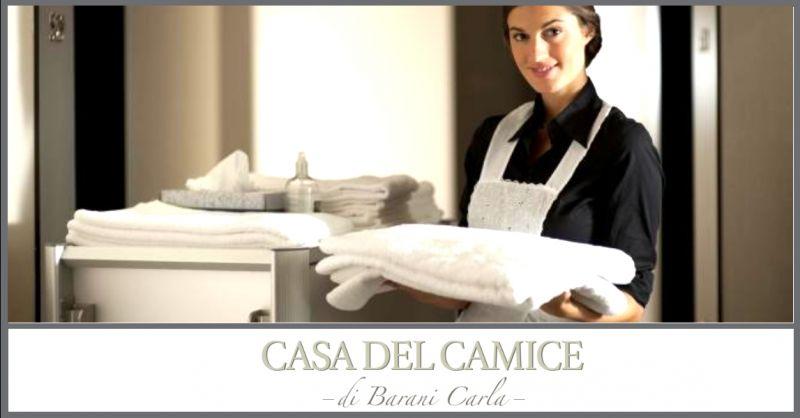 CASA DEL CAMICE - offerta fornitura abiti da lavoro per addetti alle pulizie alberghi Piacenza