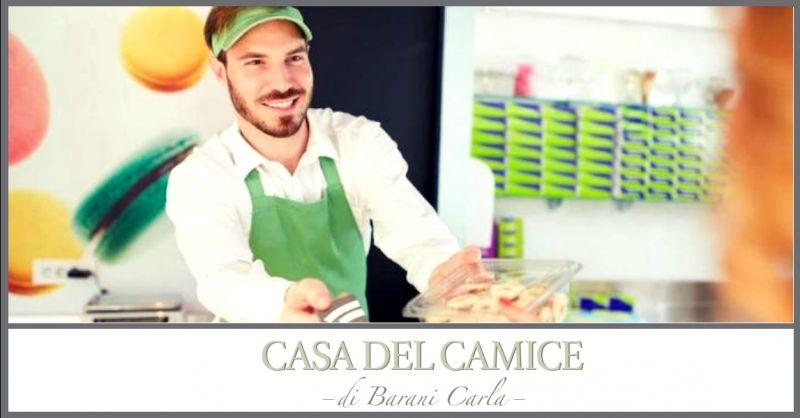 CASA DEL CAMICE - offerta migliori divise professionali per personale pasticceria Piacenza