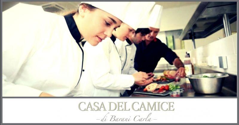 CASA DEL CAMICE - offerta vendita abbigliamento specifico per cuochi Piacenza