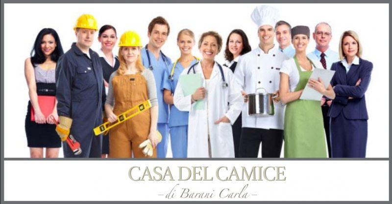 offerta acquisto divise e accessori specifici per diversi settori Piacenza