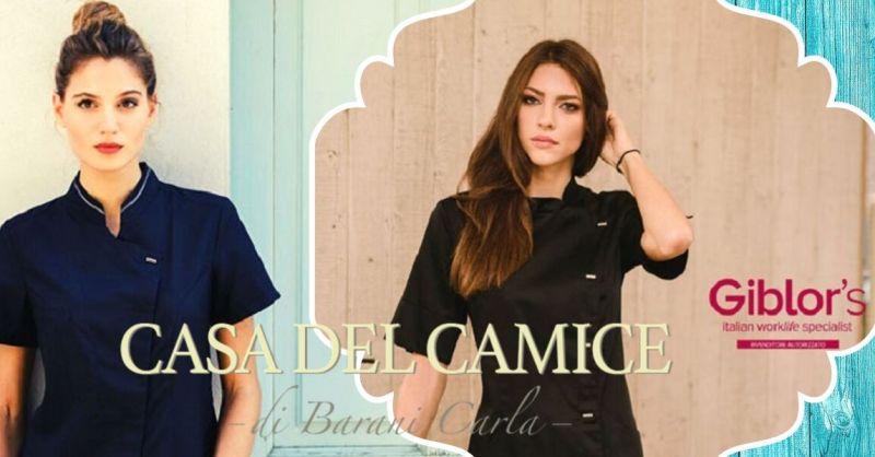 Offerta vendita uniformi per estetiste personalizzate Piacenza