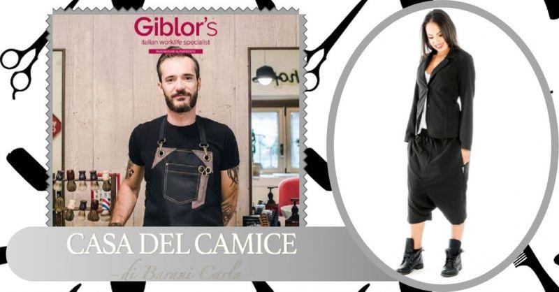 Offerta divise per parrucchieri al miglior prezzo Piacenza - occasione uniformi per barbieri