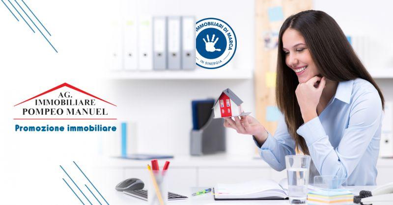 AG IMMOBILIARE POMPEO MANUEL Offerta servizio promozione immobiliare Susegana -