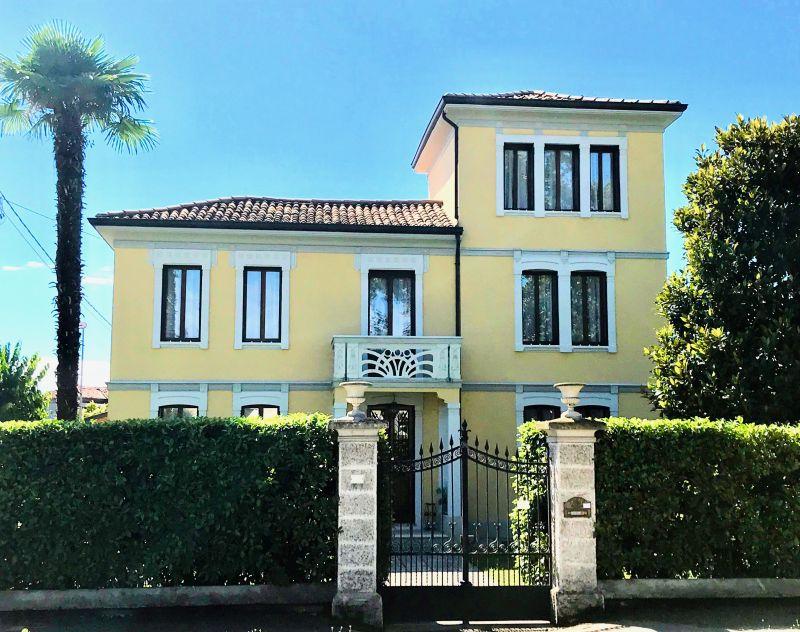 Agenzia Immobiliare Pompeo Manuel offerta vendita villino spresiano - vendesi villino-treviso