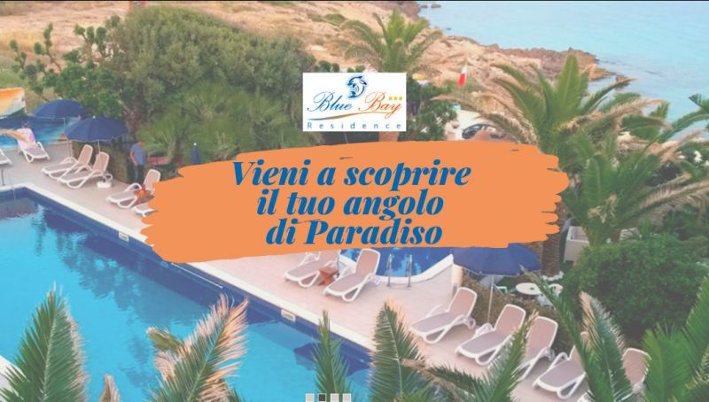 Offerta residence blue bay taranto - offerta residence con piscina taranto - resort taranto