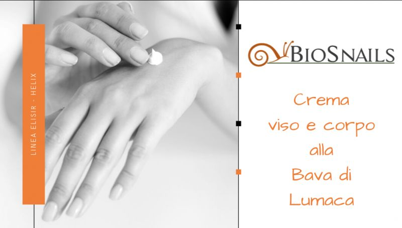 Bio Snails offerta crema mani bava di lumaca cosenza - promozione crema corpo bava lumaca cosenza