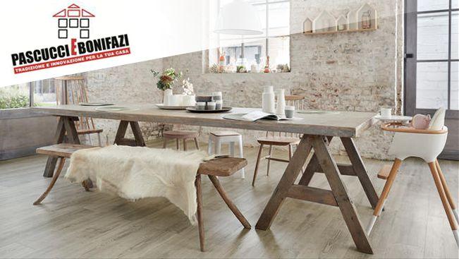 PASCUCCI & BONIFAZI SRL - offerta pavimento vinilico ristrutturazioni veloci civitanova marche