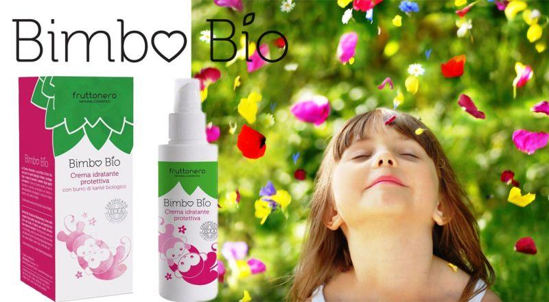 Fruttonero offerta Crema protettiva Bimbo Bio - occasione crema bambino biologica naturale