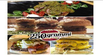 250 grammi hamburgheria offerta hamburger di carne e vegetariano occasione menu catania