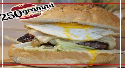 250 grammi offerta hamburger occasione panineria catania