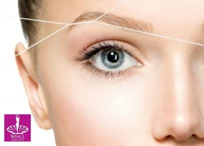 promozione depilazione sopracciglia con filo arabo pistoia