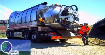 offerta servizio smaltimento fanghi di depurazione occasione trasporto di rifiuti conto terzi