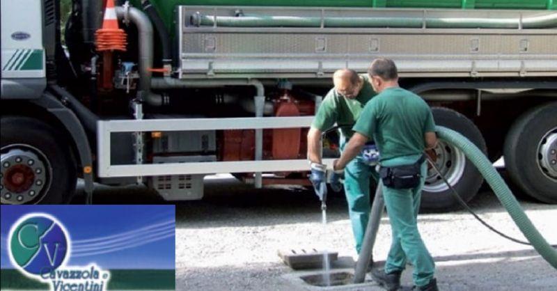 offerta videoispezione fognature - occasione servizio smaltimento rifiuti solidi non pericolosi