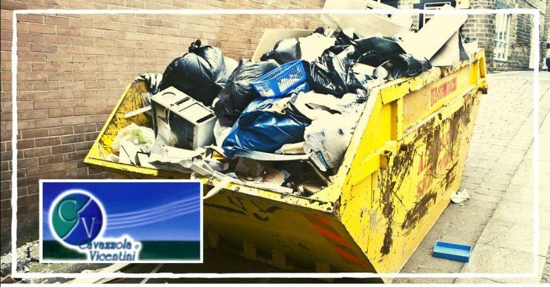 CAVAZZOLA E VICENTINI - Occasione smaltimento di rifiuti urbani ed industriali Verona Vicenza