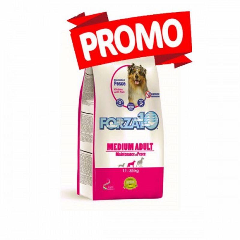offerta forza 10 crocchette cane molfetta promozione mangime cane