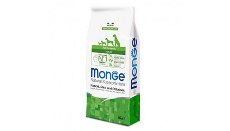 offerta monge crocchette cane bari promozione mangime per cani linea adult