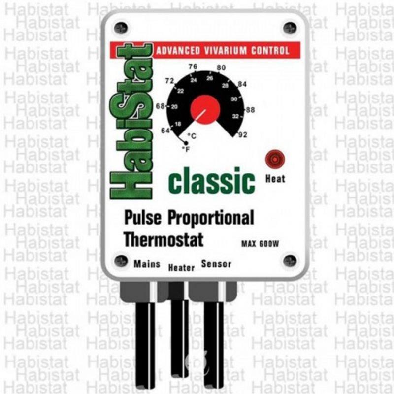 offerta termostato habistat alta precisione bari - promozione riscaldatore terrari acquari