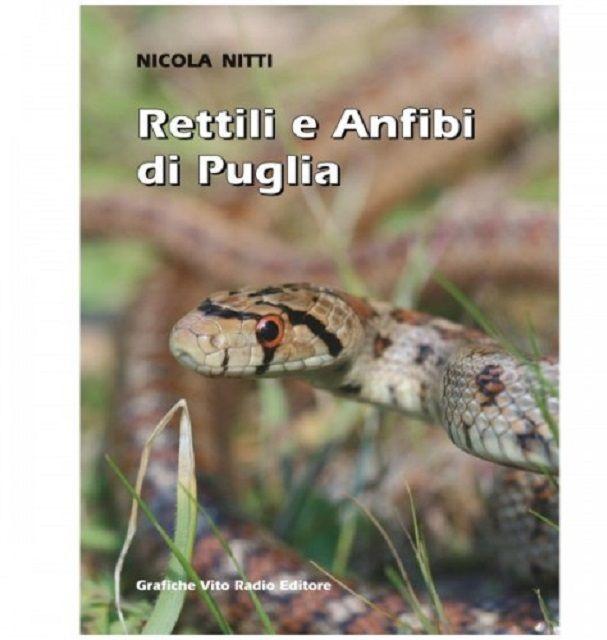 promozione libro rettili e anfibi di puglia bari molfetta offerta raccolta foto nitti