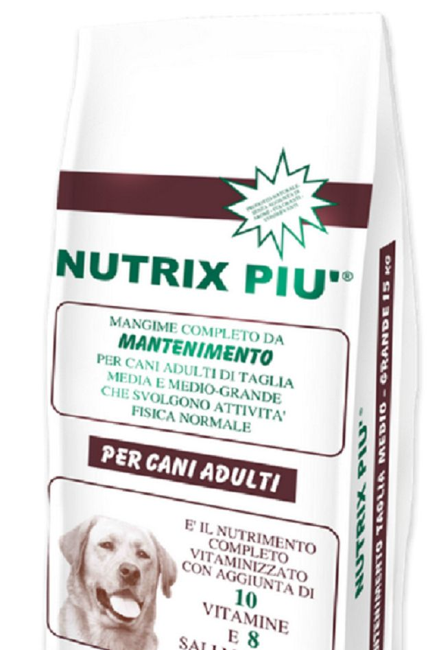 offerta nutrix crocchette cane bari - offerta mangime nutrix 15 kg cane adulto molfetta