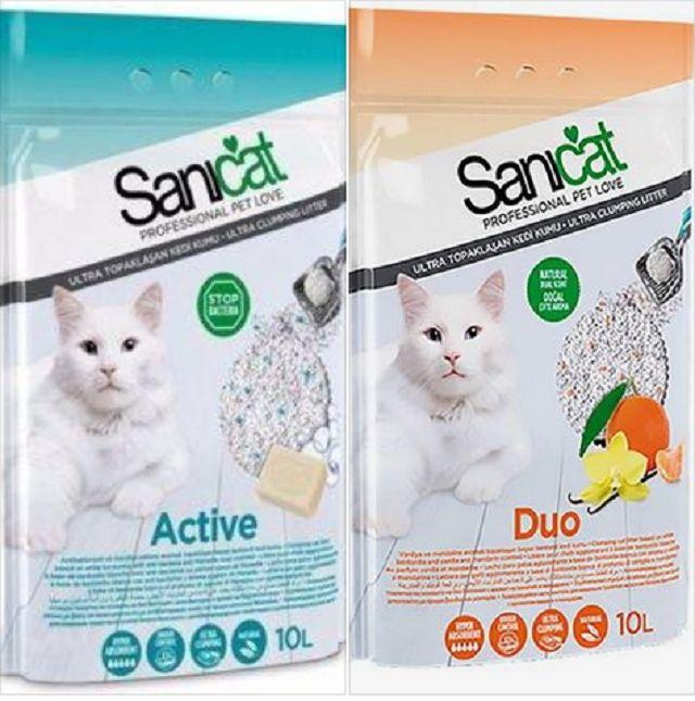 offerta lettiera sanicat duo bari - offerta lettiera gatto sanicat active molfetta