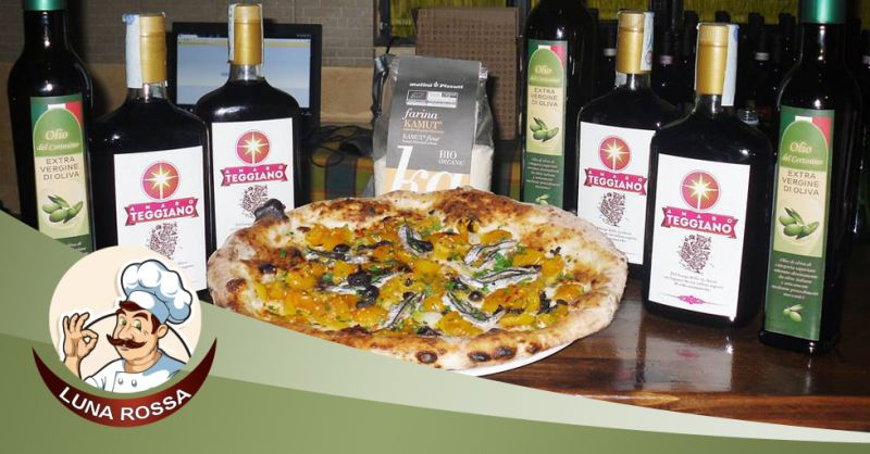 PIZZI MICHELE AZIENDA AGRICOLA - offerta Trattoria Pizzeria prodotti locali padula