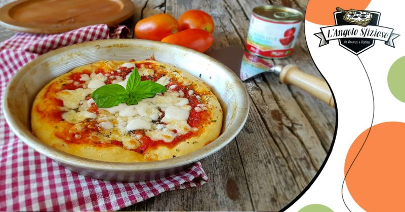 LANGOLO SFIZIOSO Offerta vendita pizza al padellino Carmagnola - pizze al padellino Torino