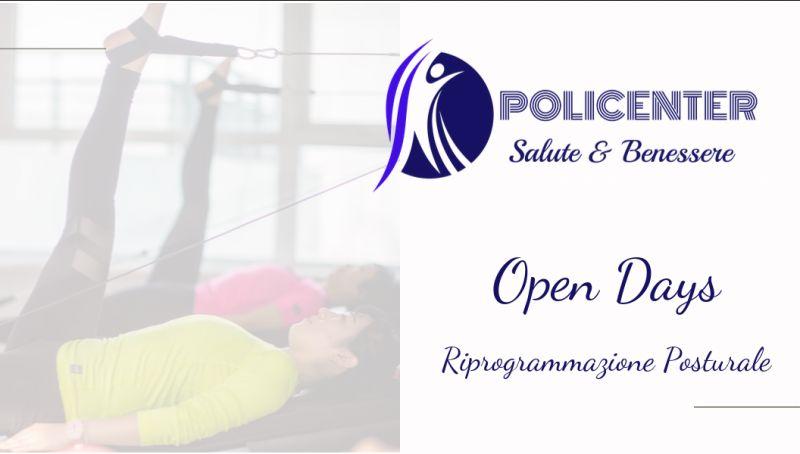 Policenter offerta Riprogrammazione Posturale bari -promozione ginnastica posturale bari