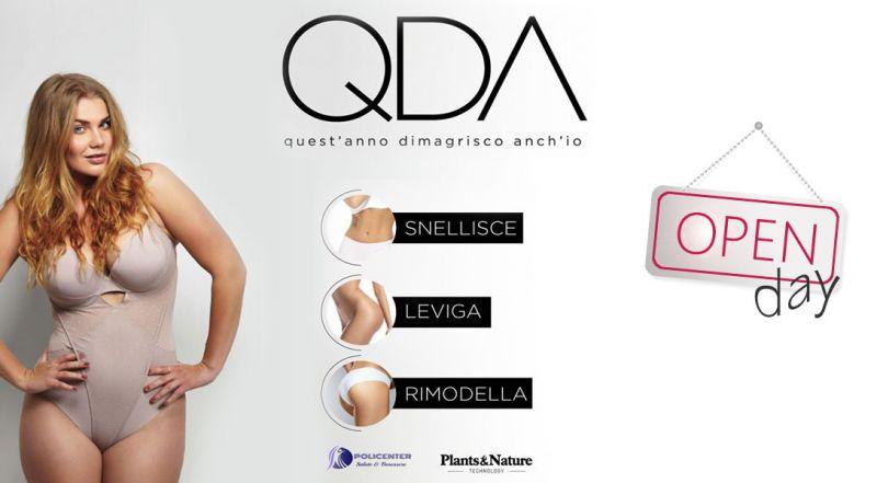 Offerta macchinario QDA per dimagrimento localizzato Bari – Promozione eliminare grasso in eccesso bari