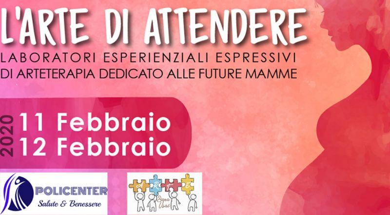 Offerta laboratori arteterapia per future mamme  Bari – Promozione comunicazione non verbale Bari