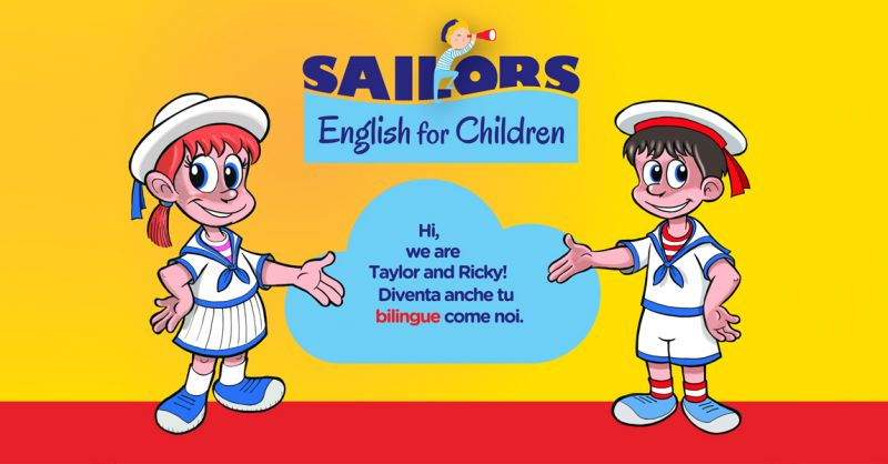 SAILORS ENGLISH FOR CHILDREN - offerta corsi di inglese per bambini sala consilina