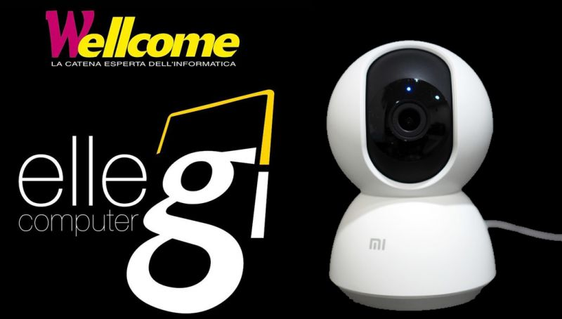 Offerta security camera bari - offerta xiaomi mi home camera bari - offerta camera xiaomi bari