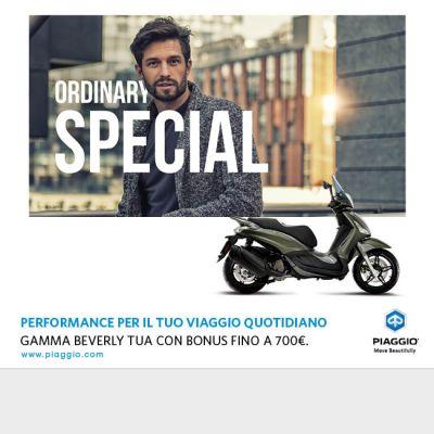 offerta promo dicembre piaggio scooter quattrone motori